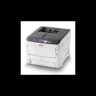 OKI Lézer LED nyomtató C612n színes, 256MB, USB/Háló, WIFI OPCIÓ, A4 FF 36lap/perc, 34 lap/p szines, 600x1200 dpi