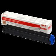 OKI Toner B410/B430/B440 /MB460/MB470/MB480 3.5k (EREDETI)