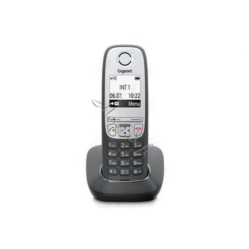 GIGASET ECO DECT Telefon A415 fekete GIG A415