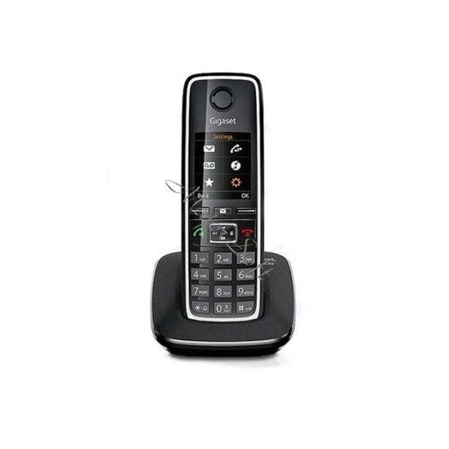 GIGASET ECO DECT Telefon C530 fekete GIG C530