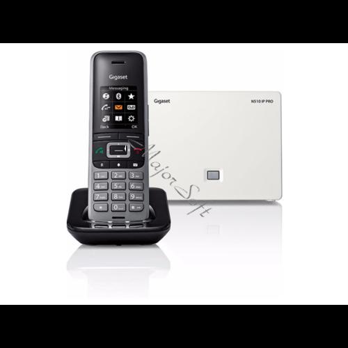 Gigaset S650 IP PRO (bázis N510 IP PRO és S650H PRO kézibeszélő) S650IP PRO