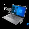 """Kép 3/7 - LENOVO ThinkBook 14 G2 ITL, 14,0"""" FHD, Intel Core i5-1135G7  (4C/ 4.2GHz), 8GB, 256GB SSD, Win10 Pro, Mineral Grey"""