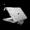 "Kép 2/2 - HP 340S G7 14"" FHD AG, Core i5-1035G1 1GHz, 8GB, 256GB SSD, Win 10 Prof."