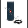 Kép 6/10 - JBL Flip 5 Bluetooth hangszóró, vízhatlan, Ocean Blue (kék), JBLFLIP5BLU Portable Bluetooth speaker