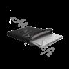Kép 2/3 - LENOVO NB Táska - 15 sleeve neprene (ThinkPad)