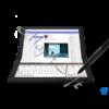 """Kép 5/10 - LENOVO ThinkPad X1 Fold G1, 13.3"""" QXGA OLED+ MT+Pen, Intel Core i5-L16G7 (3.0GHz), 8GB, 1TB SSD, Win10 Pro"""