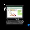"""Kép 1/10 - LENOVO ThinkPad X1 Fold G1, 13.3"""" QXGA OLED+ MT+Pen, Intel Core i5-L16G7 (3.0GHz), 8GB, 512GB SSD, Win10 Pro"""