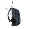 "Kép 7/13 - SAMSONITE Gurulós Notebook táska 115333-1090, ROLLING TOTE 15.6"" (BLUE) -GUARDIT 2.0"