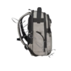 """Kép 3/8 - SAMSONITE Notebook hátizsák 115514-2440, LAPTOP BACKPACK 14,1"""" (ASH GREY) -CITYVIBE 2.0"""