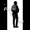 """Kép 7/8 - SAMSONITE Notebook hátizsák 115514-2440, LAPTOP BACKPACK 14,1"""" (ASH GREY) -CITYVIBE 2.0"""