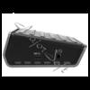 Kép 3/6 - TARGUS Dokkoló DOCK180EUZ, Universal USB-C DV4K Dock with Power