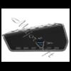Kép 4/6 - TARGUS Dokkoló DOCK180EUZ, Universal USB-C DV4K Dock with Power