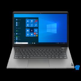 "LENOVO ThinkBook 14 G2 ITL, 14,0"" FHD, Intel Core i5-1135G7  (4C/ 4.2GHz), 8GB, 256GB SSD, Win10 Pro, Mineral Grey"