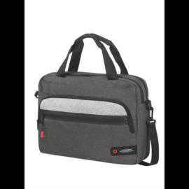 "AMERICAN TOURISTER Notebook táska 125112-1010, LAPTOP BAG 15.6"" (ANTHRACITE GREY) -CITY AIM"