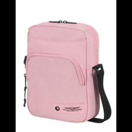 AMERICAN TOURISTER keresztpántos táska 125016-1694, Crossover Bag (PINK) -CITY AIM