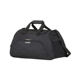 AMERICAN TOURISTER sporttáska 74147-1817, Duffle Bag (SOLID BLACK) -ROAD QUEST