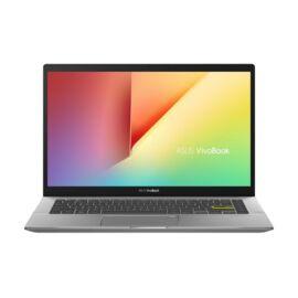 "ASUS NB VivoBook S433EA-AM003T, 14"" FHD, Intel Core i5-1135G7 (4,2GHz), 8GB, 256GB M.2, INT, Win10, Fekete"