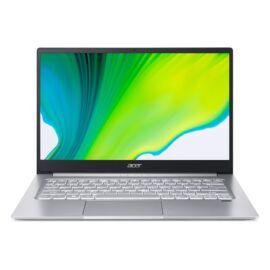 "Acer Swift 3 SF314-59-59W7 14.0"" IPS FHD, Intel Core i5-1135G7, 8GB, 512GB SSD, No ODD, Dos, ezüst"