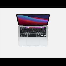 "Apple Macbook Pro 13.3"" M1 8C CPU/8C GPU/8GB/256GB - Silver - HUN KB (2020)"