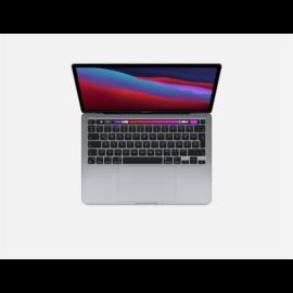 "Apple Macbook Pro 13.3"" M1 8C CPU/8C GPU/8GB/256GB - Space grey - HUN KB (2020)"
