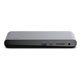 Belkin Hub Thunderbolt 3 Pro, USB/USB-C/SD/TB3/DP/Ethernet/