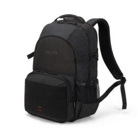 """DICOTA Notebook hátizsák D31714, Backpack HERO esports 15-17.3"""", Black"""