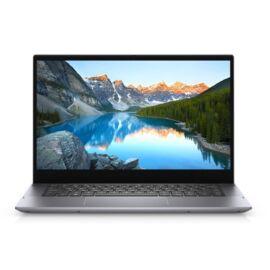 "Dell Inspiron 5406 2in1 14"" FHD WVA Touch, i5-1135G7 (4.2 GHz), 8GB, 256GB SSD, Intel Iris Xe Graphics, Win 10, Szürke"