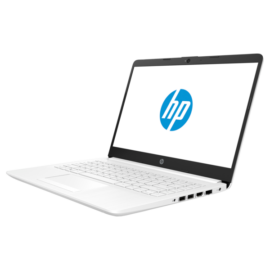 "HP 14-dk1008nh, 14"" FHD AG IPS, AMD Ryzen3 3250U, 8GB, 256GB SSD, Win 10, fehér"