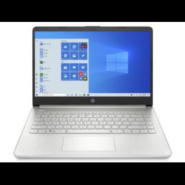 "HP 14s-fq0020nh, 14"" FHD AG IPS, Ryzen5 4500U, 8GB, 256GB SSD, ezüst"