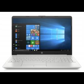 "HP 15-dw1015nh, 15.6"" FHD AG IPS, Celeron N4020, 4GB, 256GB SSD, Win 10, ezüst"