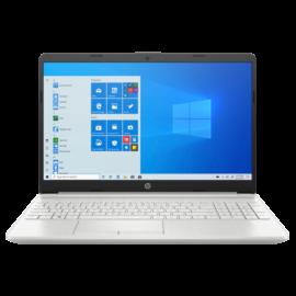 "HP 15-dw2002nh, 15.6"" FHD AG, Core i3-1005G1, 8GB, 128GB SSD, 1TB, Win 10, ezüst"