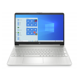 "HP 15s-eq1041nh, 15.6"" FHD AG IPS, Ryzen3 4300U, 8GB, 256GB SSD, Win 10, ezüst"