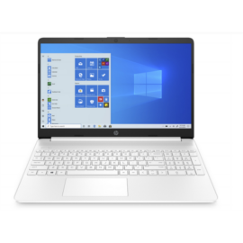 "HP 15s-eq1044nh, 15.6"" FHD AG IPS, Ryzen5 4500U, 8GB, 256GB SSD, fehér"