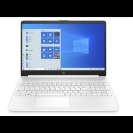 "HP 15s-eq1046nh, 15.6"" FHD AG IPS, Ryzen3 4300U, 8GB, 256GB SSD, fehér"