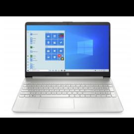 "HP 15s-eq1052nh, 15.6"" FHD AG IPS, Ryzen7 4700U, 16GB, 512GB SSD, Win 10, ezüst"