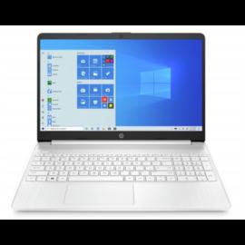 "HP 15s-eq2000nh, 15.6"" FHD AG SVA 220cd, Ryzen3 5300U, 4GB, 256GB SSD, Win 10, fehér"