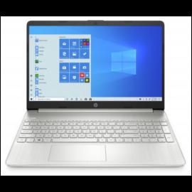 "HP 15s-eq2002nh, 15.6"" FHD AG IPS, Ryzen7 5700U, 8GB, 512GB SSD, Win 10, ezüst"
