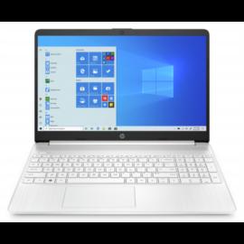 "HP 15s-eq2006nh, 15.6"" FHD AG IPS, Ryzen5 5500U, 8GB, 256GB SSD, Win 10, fehér"