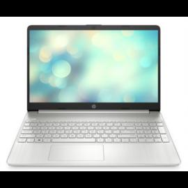 "HP 15s-eq2007nh, 15.6"" FHD AG IPS, Ryzen7 5700U, 8GB, 512GB SSD, ezüst"