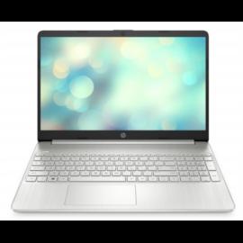 "HP 15s-eq2014nh, 15.6"" FHD AG IPS, Ryzen5 5500U, 8GB, 256GB SSD, ezüst"