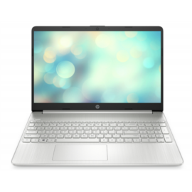 "HP 15s-eq2016nh, 15.6"" FHD AG IPS, Ryzen3 5300U, 8GB, 256GB SSD, ezüst"