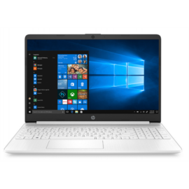 "HP 15s-fq1031nh, 15.6"" FHD AG SVA, Core i3-1005G1, 8GB, 256GB SSD, Win 10, fehér"