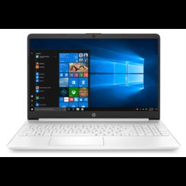 "HP 15s-fq1043nh, 15.6"" FHD AG SVA, Core i5-1035G1, 8GB, 256GB SSD, Win 10, fehér"