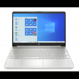 "HP 15s-fq2007nh, 15.6"" FHD AG IPS, Core i5-1135G7, 8GB, 256GB SSD, Win 10, ezüst"