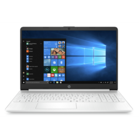 "HP 15s-fq2024nh, 15.6"" FHD AG IPS, Core i3-1125G4, 8GB, 512GB SSD, Win 10, fehér"