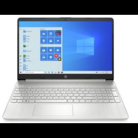 "HP 15s-fq3001nh, 15.6"" FHD AG IPS, Celeron N4500, 4GB, 256GB SSD, Win 10, ezüst"