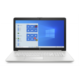 "HP 17-by3001nh, 17.3"" FHD AG IPS, Core i5-1035G1, 8GB, 256GB SSD, Win 10, ezüst"