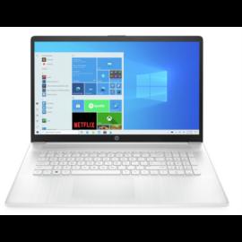 "HP 17-cn0000nh, 17.3"" FHD AG IPS, Core i5-1135G7, 8GB, 512GB SSD, Win 10, fehér"