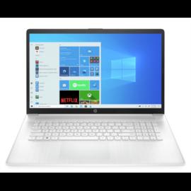 """HP 17-cn0007nh, 17.3"""" FHD AG IPS, Celeron N4020, 4GB, 256GB SSD, Win 10, fehér"""