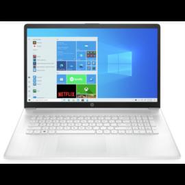 "HP 17-cp0000nh, 17.3"" FHD AG IPS, Ryzen5 5500U, 8GB, 512GB SSD, Win 10, fehér"